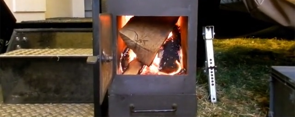 Tipitrailers - warmte